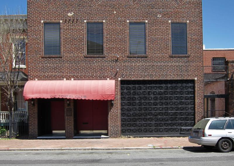Die Teufel Club, Richmond, Virginia